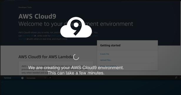 AWS-Cloud9-Lambda-ApiGateway-5